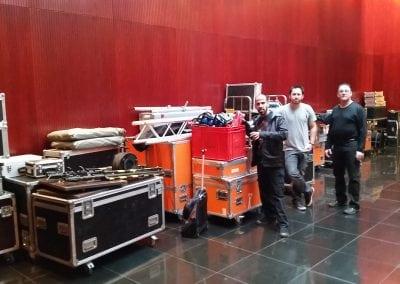 Crew Setup